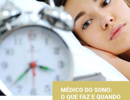 Médico do Sono: o que faz e quando procurar?
