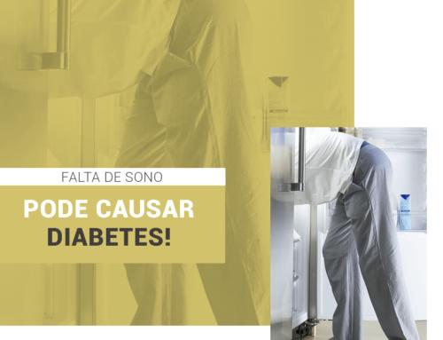 Dormir pouco causa Diabetes?