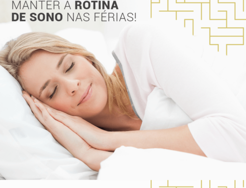 Descubra como dormir bem nas Férias