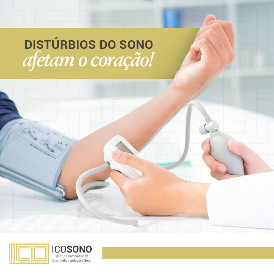 Dormir pouco faz mal para o Coração - ICOSONO Instituto Campineiro de Otorrinolaringologia e Sono