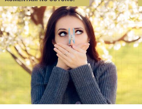 Crises de Rinite Alérgica Aumentam no Outono!