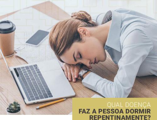 Qual Doença Faz a Pessoa Dormir Repentinamente?